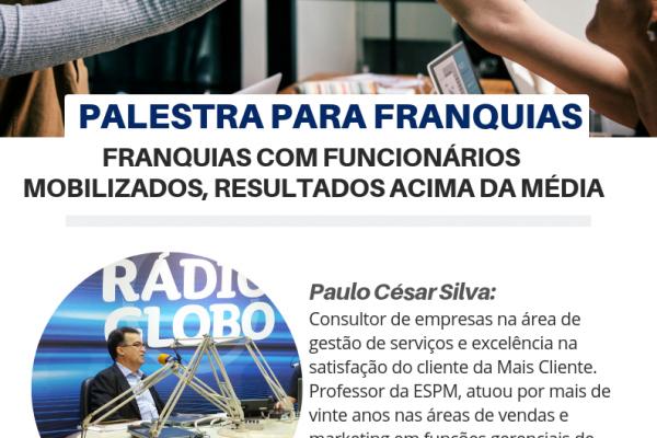 Folder Franquias Capa